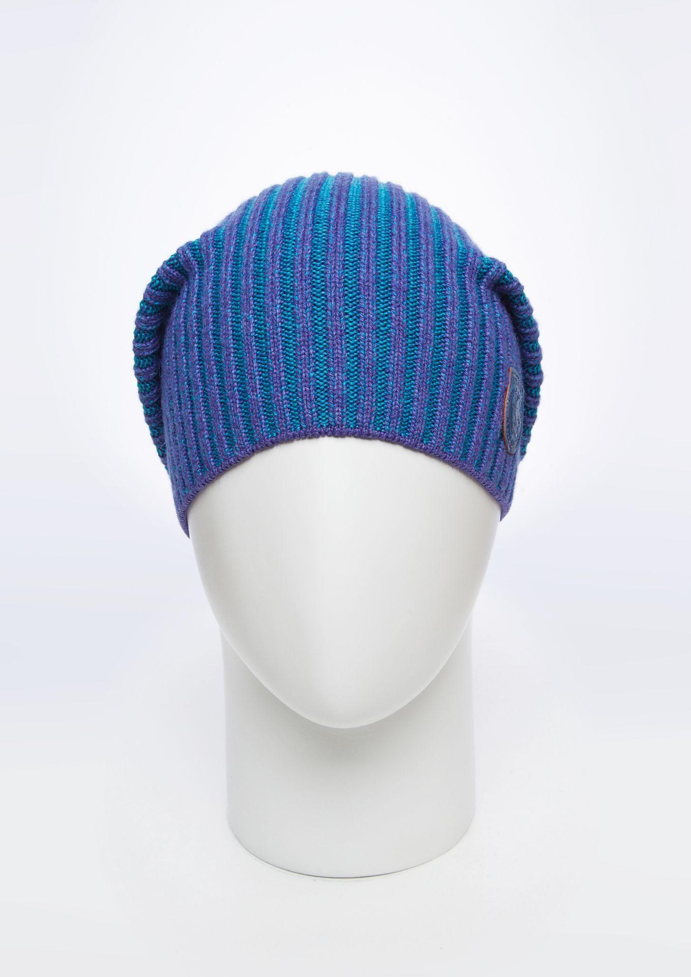 Поиск на Постиле: шапка двухцветным узором 13