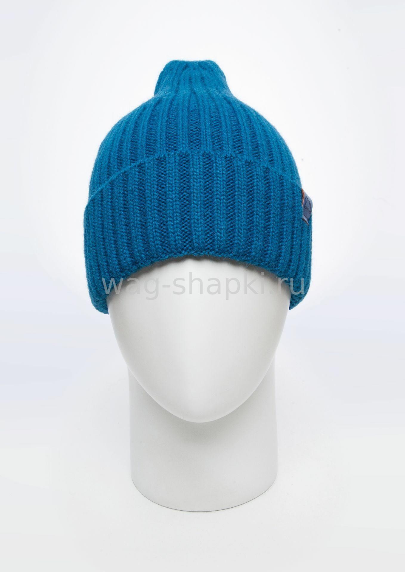 Вязание стоячей шапки 4